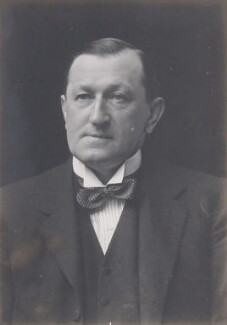 Albert Holden Illingworth, 1st Baron Illingworth, by Walter Stoneman - NPG x168528