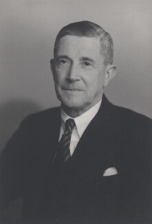 Sir John Dunlop Imrie, by Walter Stoneman - NPG x168532
