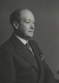 Sir Claude Cavendish Inglis, by Walter Stoneman - NPG x168536