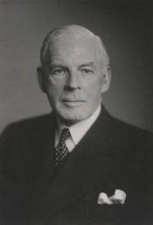Sir Robert Inglis, by Walter Stoneman - NPG x168539