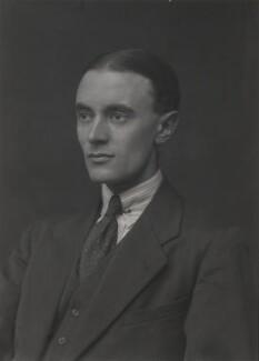 Sir Christopher Kelk Ingold, by Walter Stoneman - NPG x168540