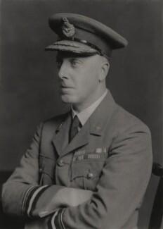 Sir Alfred William Iredell, by Walter Stoneman - NPG x168544