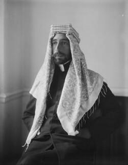 Faisal I, King of Iraq, by Bassano Ltd - NPG x158783