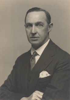Sir Barry Vincent Jackson, by Walter Stoneman, March 1940 - NPG x168559 - © National Portrait Gallery, London