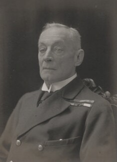 Sir Henry Bradwardine Jackson, by Walter Stoneman - NPG x168564