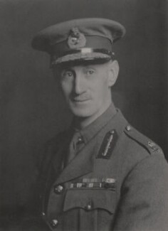 Sir Henry Cholmondeley Jackson, by Walter Stoneman - NPG x168565