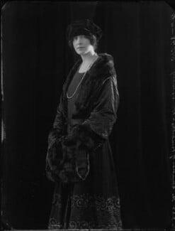 Beatrice Eleanor Herbert (née Paget), Countess of Pembroke, by Bassano Ltd - NPG x158804