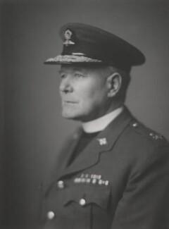 John Arthur Jagoe, by Walter Stoneman - NPG x168574