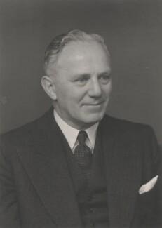 Sir Frederick Ernest James, by Walter Stoneman - NPG x168580