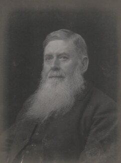 Herbert Armitage James, by Walter Stoneman - NPG x168581