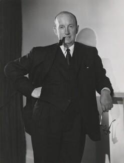 Eric John Francis James, Baron James of Rusholme, by Walter Bird, 21 June 1962 - NPG x168585 - © National Portrait Gallery, London