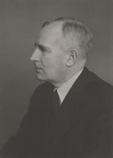 Sir (Cecil) Bertrand Jerram, by Walter Stoneman - NPG x168613