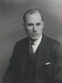 Sir Caspar John, by Walter Stoneman - NPG x168623