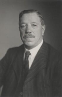 William John, by Walter Stoneman - NPG x168624