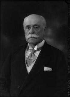 Sir William Henry Bennett, by Bassano Ltd - NPG x158807