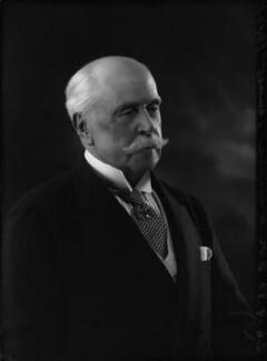 Sir William Henry Bennett, by Bassano Ltd - NPG x158808