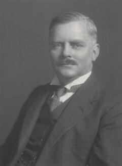 Sir Edgar Rees Jones, by Walter Stoneman - NPG x168649