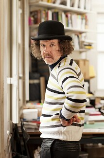 Martin Creed, by Jillian Edelstein - NPG P1777