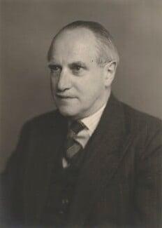 Friedrich Adolf Paneth, by Walter Stoneman - NPG x169803