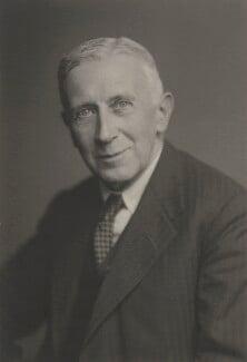 Sir Philip Noel Panton, by Walter Stoneman - NPG x169805