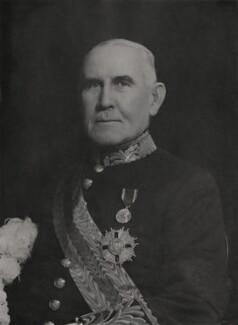 Sir (Christopher) James Parr, by Walter Stoneman - NPG x169820