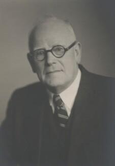 Sir William Joseph Jordan, by Walter Stoneman - NPG x168668