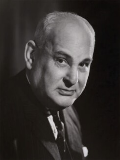 Sir Seymour Edward Karminski, by Walter Bird - NPG x168680