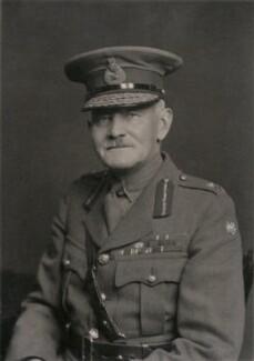 George Charles Kelly, by Walter Stoneman - NPG x168694