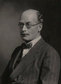 Sir Howard William Kennard, by Walter Stoneman - NPG x168706