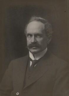 Sir (John) Graham Kerr, by Walter Stoneman - NPG x168725
