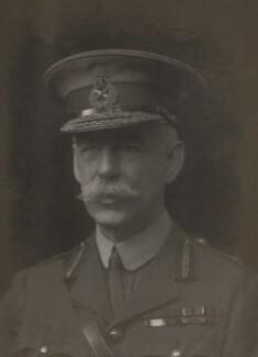 Sir Alfred Keogh, by Walter Stoneman - NPG x168731