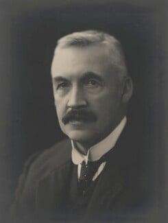 Archibald Henry Peake, by Walter Stoneman - NPG x169894