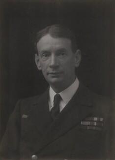 Roger John Brownlow Keyes, 1st Baron Keyes, by Walter Stoneman - NPG x168736