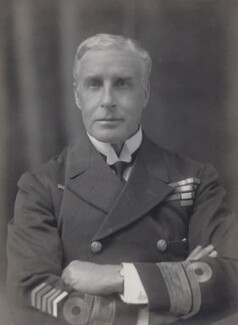 Sir Edward Buxton Kiddle, by Walter Stoneman - NPG x168737
