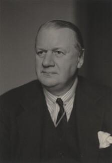 Miles Wedderburn Lampson, 1st Baron Killearn, by Walter Stoneman - NPG x168740