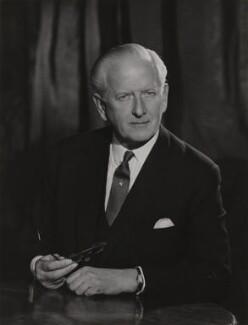 Gilbert Allan Rowland Boyd, 6th Baron Kilmarnock, by Walter Bird - NPG x168741