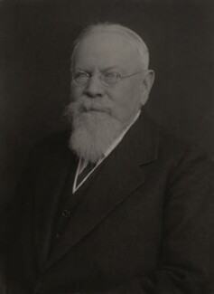 Sir (Henry) Seymour King, 1st Bt, by Walter Stoneman - NPG x168751