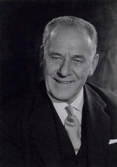 Sir (Clifford) Robertson King, by Walter Bird - NPG x168752