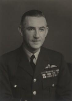 Edgar James Kingston-McCloughry, by Walter Stoneman - NPG x168765