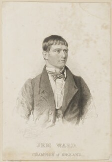 James Ward, by Henry Adlard, published by  George Virtue, after  Thomas Charles Wageman - NPG D42508