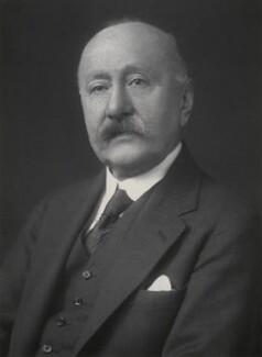 William Joseph Noble, 1st Baron Kirkley, by Walter Stoneman, 1930 - NPG x168774 - © National Portrait Gallery, London