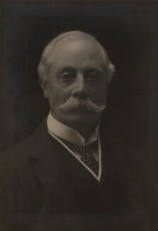 Henry Meysey Meysey-Thompson, 1st Baron Knaresborough, by Walter Stoneman - NPG x168783