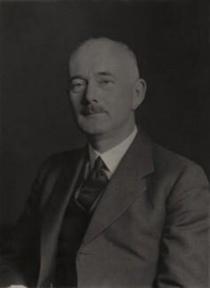 Sir Hughe Montgomery Knatchbull-Hugessen, by Walter Stoneman - NPG x168784