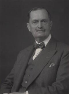Sir Wyndham Charles Knight, by Walter Stoneman - NPG x168790