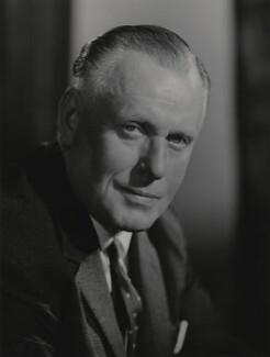 Godfrey William Lagden, by Walter Bird - NPG x168806