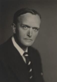 Sir (John) Gilbert Laithwaite, by Walter Stoneman - NPG x168810