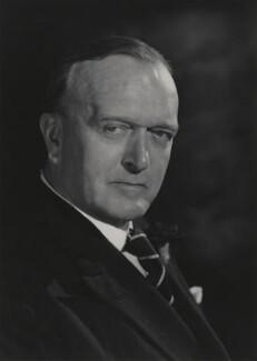 Sir (John) Gilbert Laithwaite, by Walter Bird - NPG x168811