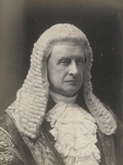 William Pickford, 1st Baron Sterndale, by Walter Stoneman - NPG x169982