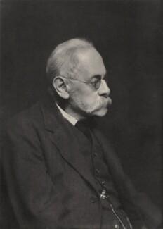 Sir Frederick Pollock, 3rd Bt, by Walter Stoneman - NPG x159691