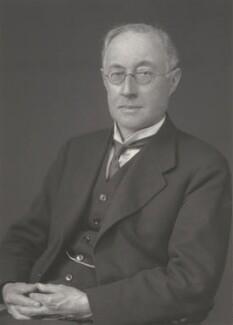 Sir Henry Charles Miller Lambert, by Walter Stoneman - NPG x168815